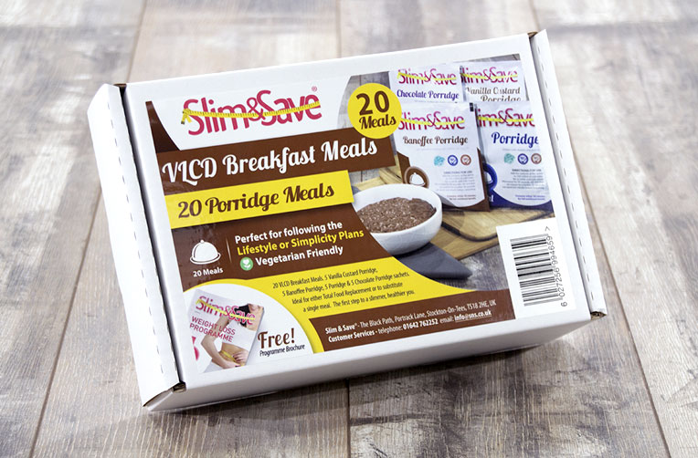 Slim and Save 20 Breakfast Meals Deal