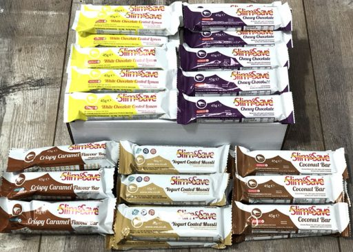 Slim and Save 30 VLCD Nut Free Bars Deal