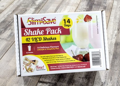 Slim and Save 42 Mixed Shake Deal