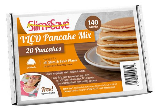 Slim and Save 20 Pancake Mix Meals Deal